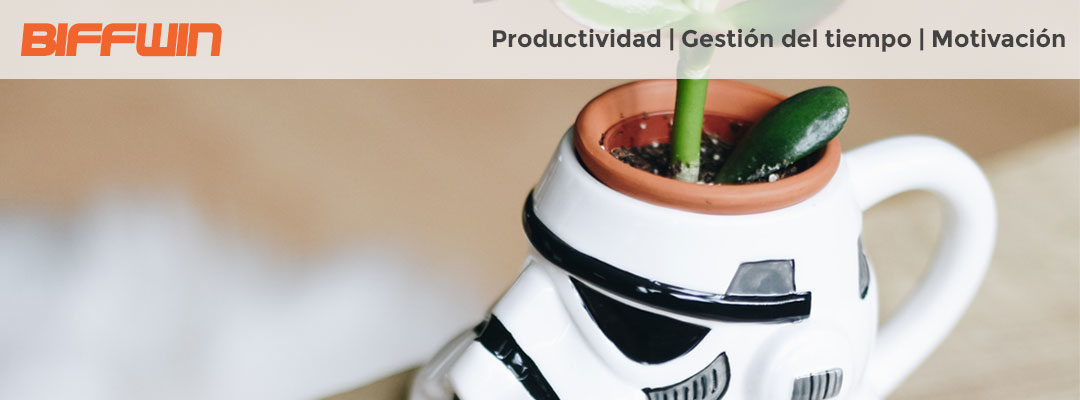 Mejor friki y productivo que normal y estresado.